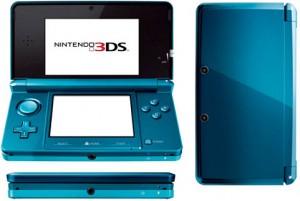 Nintendo 3DS Size