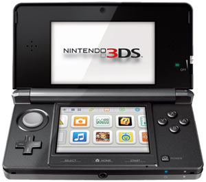 Nintendo 3DS Handheld