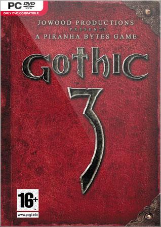 Gothic 3 Box Art