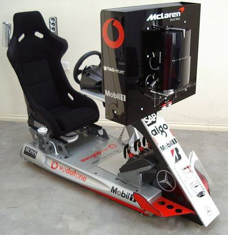 PS3 Driving Modifcation