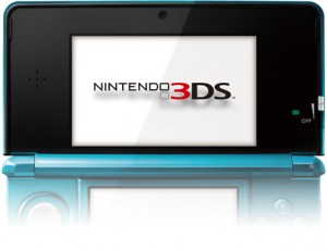 Nintendo 3DS Screen