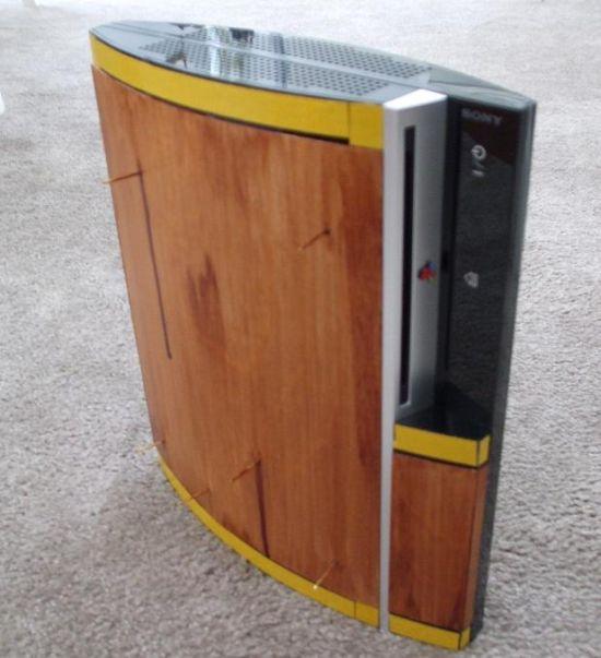 Wood PS3