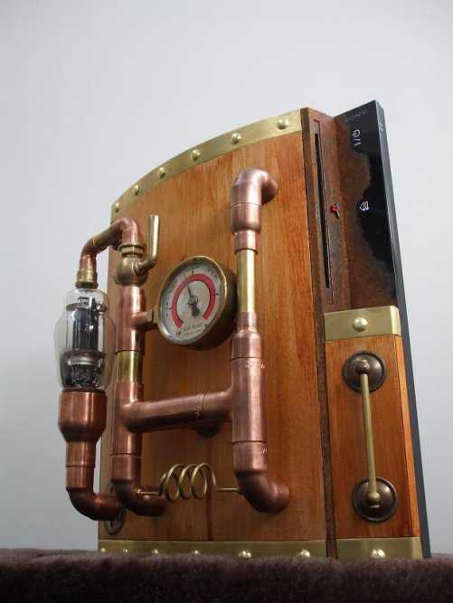 Old Fashioned Wood PS3