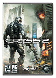 Crysis 2 Error and Graphical Fixes