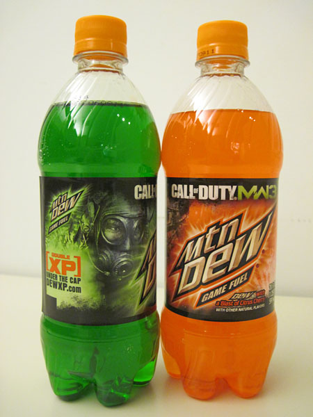 Game Fuel Moder Warfare 3 (MW3)