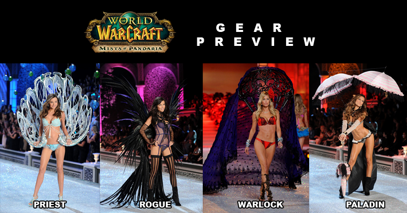 being shown to everyone via world of warcraft wow models