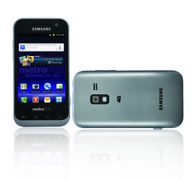 Samsung Galaxy Attain 4G Cameras