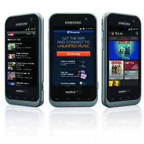 Samsung Galaxy Attain 4G Smartphone
