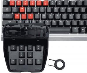 Corsair Vengeance K90 Texturized Keys