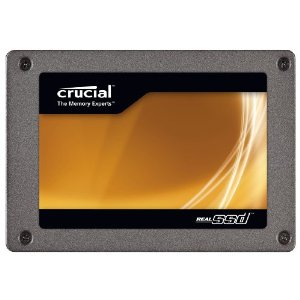 Crucial RealSSD Solid State Drive SSD