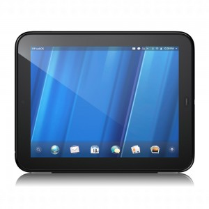 HP TouchPad Android OS