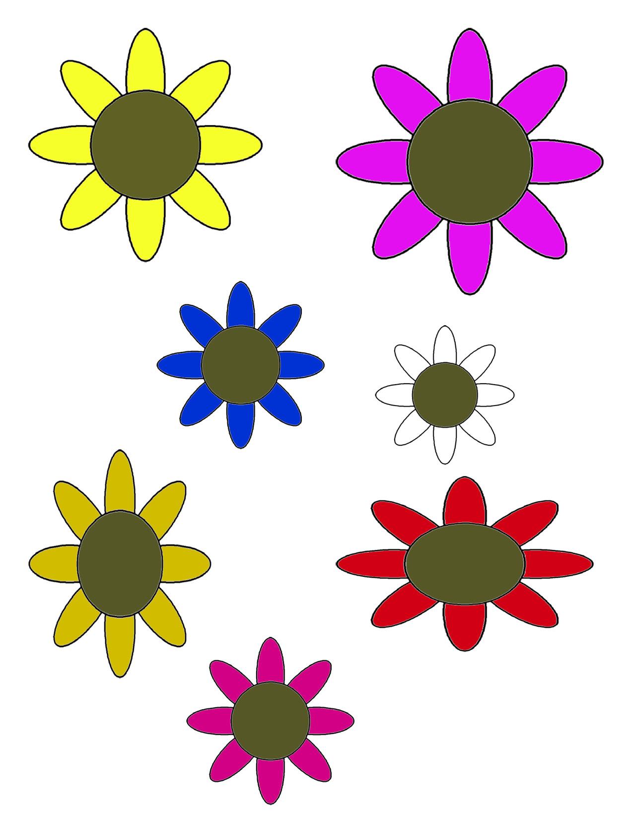 Video how to make a blooming paper flower geek montage paper flower template mightylinksfo
