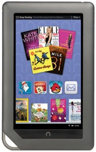 NOOK COLOR Front